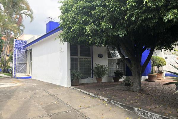Foto de casa en venta en  , los sabinos, cuautla, morelos, 12208080 No. 01