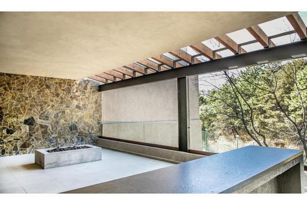 Foto de casa en condominio en venta en  , los saúcos, valle de bravo, méxico, 19224512 No. 02