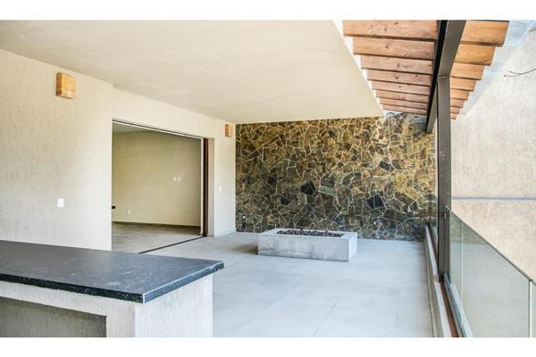 Foto de casa en condominio en venta en  , los saúcos, valle de bravo, méxico, 19224512 No. 04