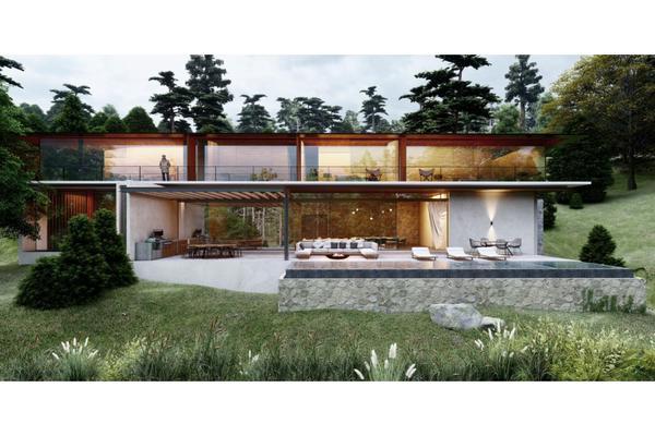 Foto de casa en condominio en venta en  , los saúcos, valle de bravo, méxico, 0 No. 02