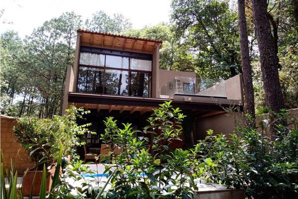 Foto de casa en condominio en venta en  , los saúcos, valle de bravo, méxico, 20143181 No. 02
