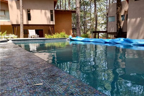 Foto de casa en condominio en venta en  , los saúcos, valle de bravo, méxico, 20143181 No. 28
