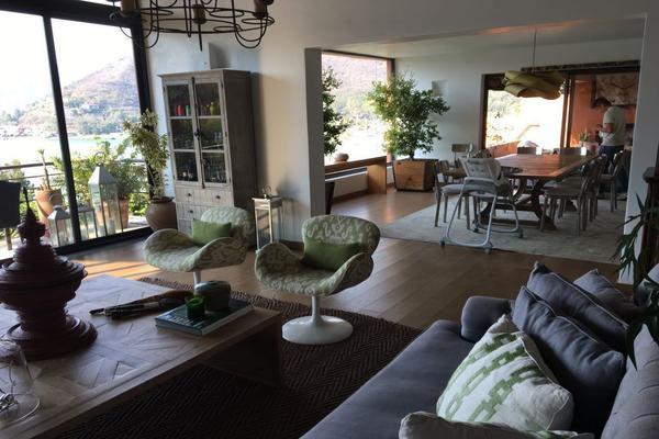 Foto de casa en venta en  , los saúcos, valle de bravo, méxico, 8265170 No. 03