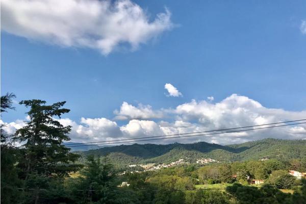 Foto de terreno habitacional en venta en  , los saúcos, valle de bravo, méxico, 9304850 No. 01