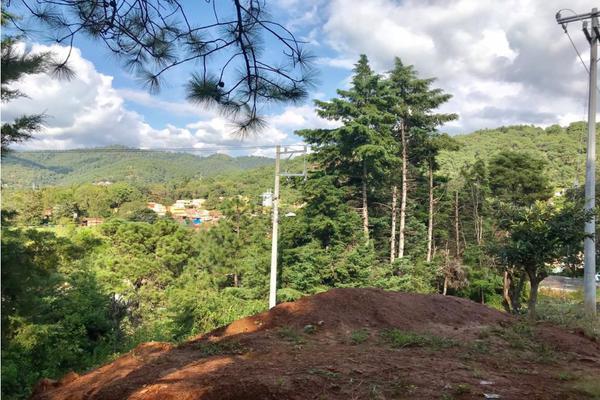 Foto de terreno habitacional en venta en  , los saúcos, valle de bravo, méxico, 9304850 No. 02