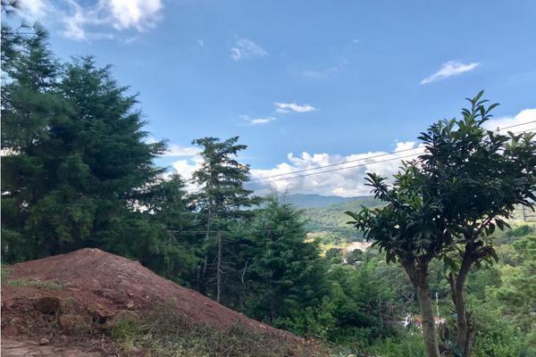 Foto de terreno habitacional en venta en  , los saúcos, valle de bravo, méxico, 9304850 No. 03