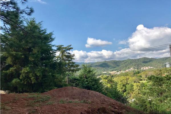 Foto de terreno habitacional en venta en  , los saúcos, valle de bravo, méxico, 9304850 No. 04