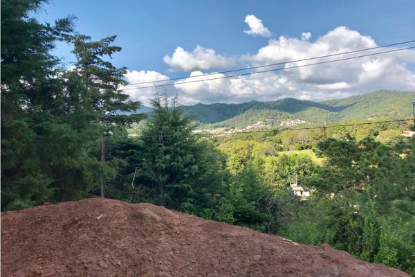 Foto de terreno habitacional en venta en  , los saúcos, valle de bravo, méxico, 9304850 No. 10