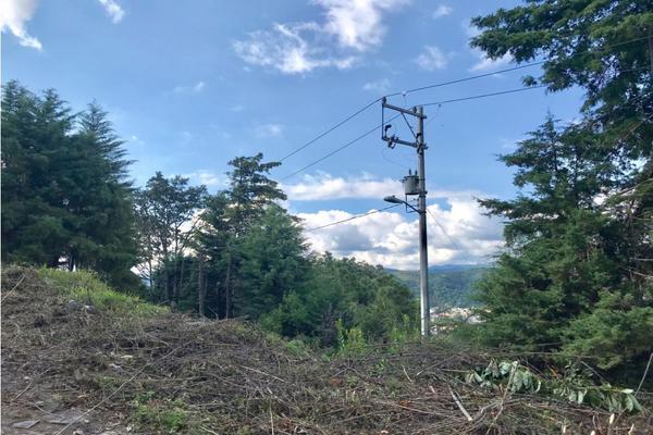 Foto de terreno habitacional en venta en  , los saúcos, valle de bravo, méxico, 9304850 No. 12