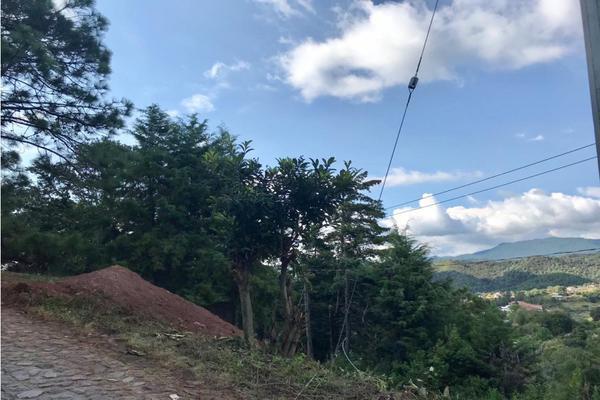 Foto de terreno habitacional en venta en  , los saúcos, valle de bravo, méxico, 9304850 No. 15