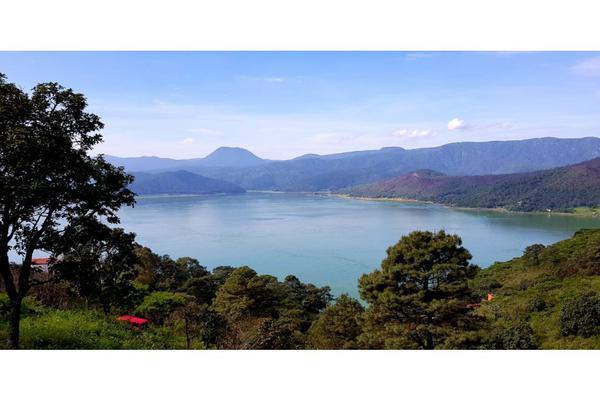 Foto de terreno habitacional en venta en  , los saúcos, valle de bravo, méxico, 9305092 No. 01