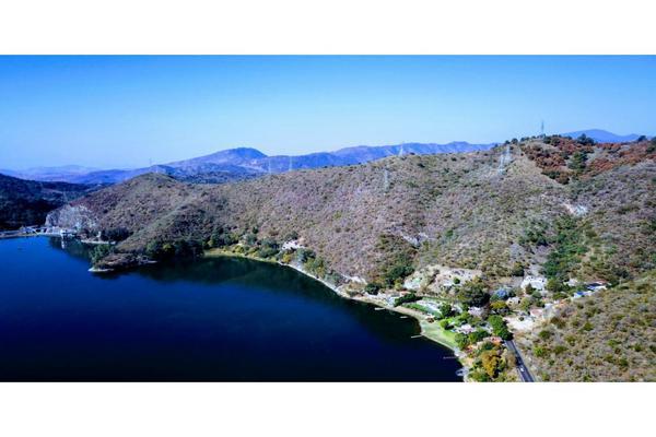 Foto de terreno habitacional en venta en  , los saúcos, valle de bravo, méxico, 9305092 No. 02