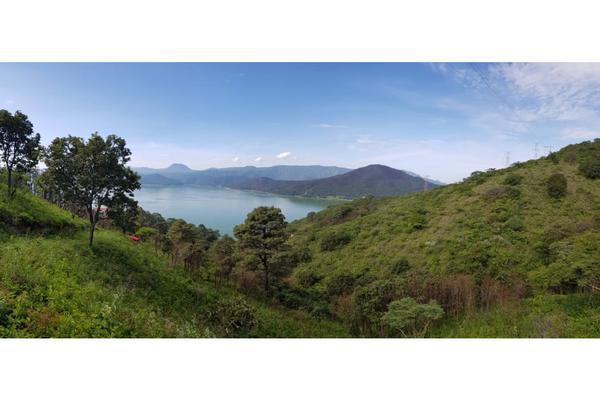Foto de terreno habitacional en venta en  , los saúcos, valle de bravo, méxico, 9305092 No. 07