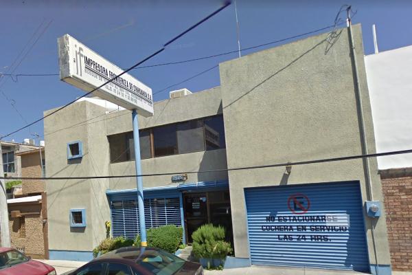 Foto de nave industrial en renta en  , los sicomoros, chihuahua, chihuahua, 5440804 No. 01