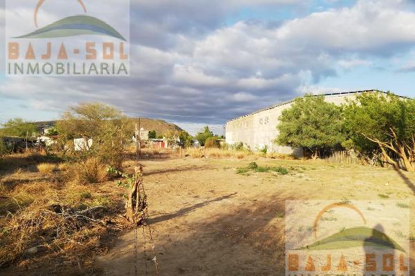 Foto de terreno habitacional en venta en  , los tabachines, la paz, baja california sur, 8883646 No. 08