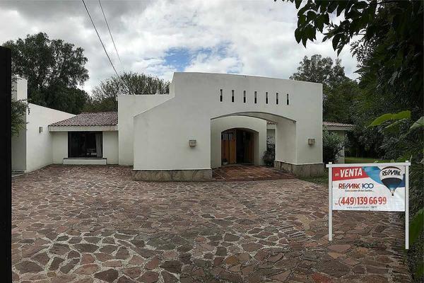 Foto de casa en venta en los vergeles , los vergeles, aguascalientes, aguascalientes, 6153908 No. 01