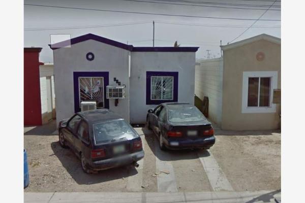 Foto de casa en venta en  , los viñedos, mexicali, baja california, 12272869 No. 01