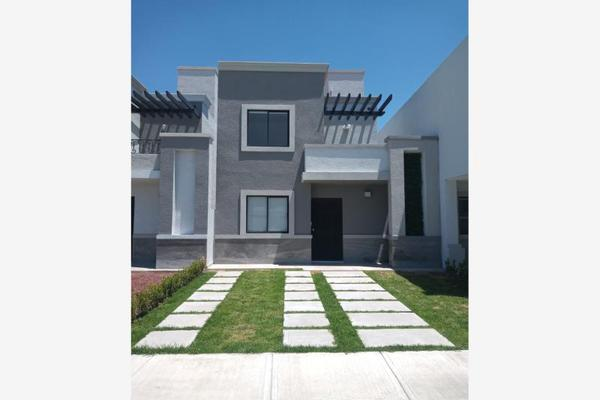 Foto de casa en venta en los viñedos residenciales 123, parque residencial coacalco, ecatepec de morelos, méxico, 20329303 No. 01
