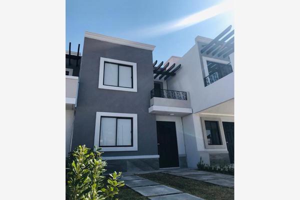 Foto de casa en venta en los viñedos residenciales 123, parque residencial coacalco, ecatepec de morelos, méxico, 20362319 No. 01