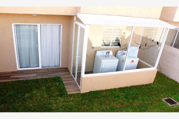 Foto de casa en venta en los viñedos residenciales 123, parque residencial coacalco, ecatepec de morelos, méxico, 20362331 No. 04