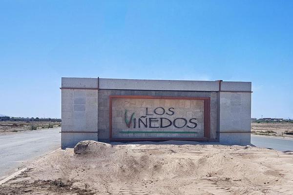Foto de terreno habitacional en venta en  , los viñedos, torreón, coahuila de zaragoza, 17670325 No. 02