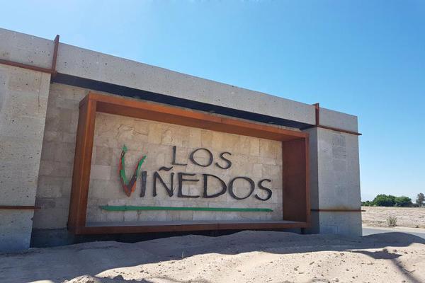 Foto de terreno habitacional en venta en  , los viñedos, torreón, coahuila de zaragoza, 17670325 No. 04