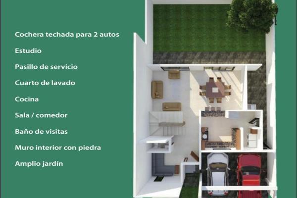 Foto de casa en venta en  , fraccionamiento lagos, torreón, coahuila de zaragoza, 5878768 No. 02