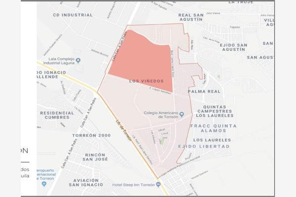 Foto de casa en venta en  , los viñedos, torreón, coahuila de zaragoza, 7241668 No. 30