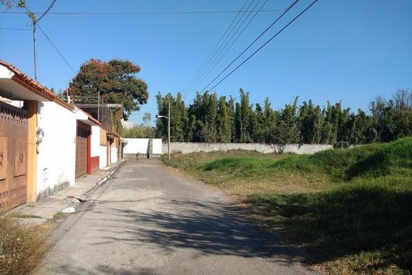 Foto de terreno habitacional en venta en  , los viveros, jiutepec, morelos, 7962605 No. 02