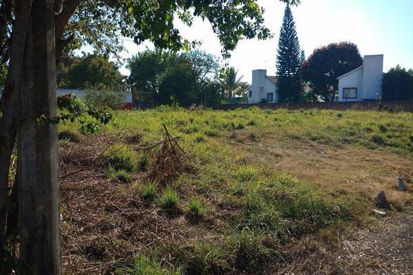 Foto de terreno habitacional en venta en  , los viveros, jiutepec, morelos, 7962605 No. 03