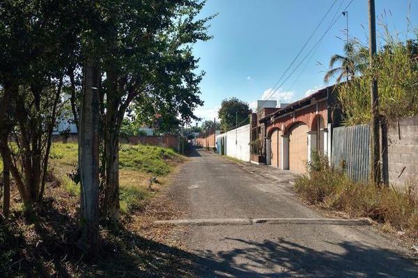 Foto de terreno habitacional en venta en  , los viveros, jiutepec, morelos, 7962605 No. 04