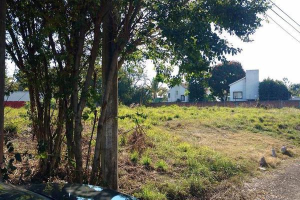 Foto de terreno habitacional en venta en  , los viveros, jiutepec, morelos, 7962605 No. 05