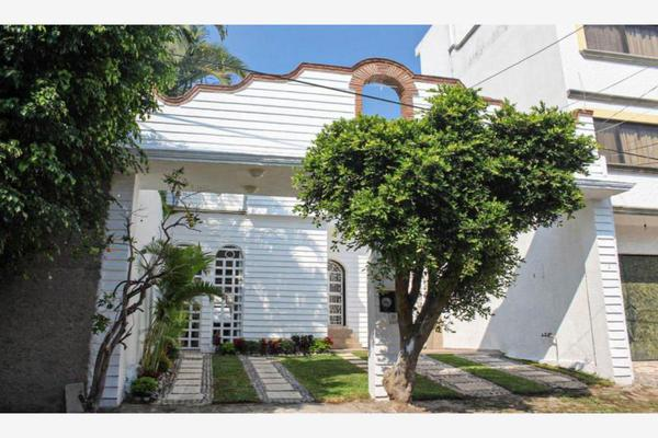 Foto de casa en venta en los volcanes 1, lomas del mirador, cuernavaca, morelos, 8157570 No. 01