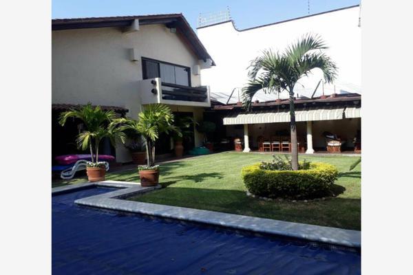 Foto de casa en venta en  , los volcanes, cuernavaca, morelos, 7267872 No. 01