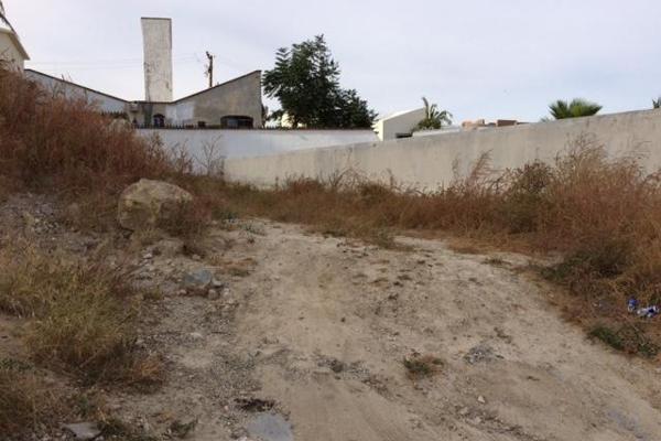 Foto de terreno habitacional en venta en lot 12 magisterial retorno cactaceas , magisterial, los cabos, baja california sur, 3466194 No. 03