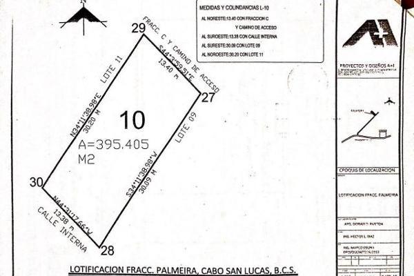 Foto de terreno habitacional en venta en lote 10 palmeiras , el tezal, los cabos, baja california sur, 4649147 No. 05