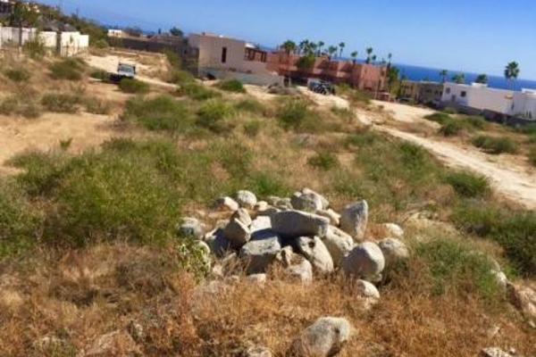 Foto de terreno habitacional en venta en lote 10 palmeiras , el tezal, los cabos, baja california sur, 4649147 No. 06
