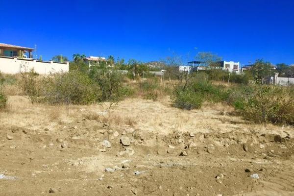 Foto de terreno habitacional en venta en lote 10 palmeiras , el tezal, los cabos, baja california sur, 4649147 No. 10