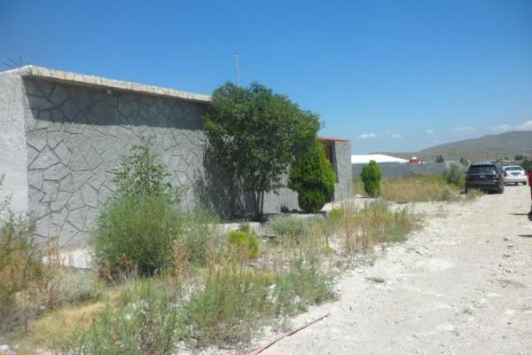Foto de terreno habitacional en venta en manzana 18 lote 12, el refugio, arteaga, coahuila de zaragoza, 2662259 No. 05