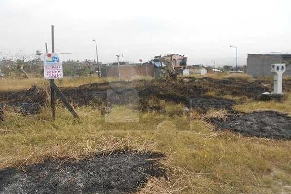 Foto de terreno habitacional en venta en lote 15 , ciudad jardín, morelia, michoacán de ocampo, 5854477 No. 03