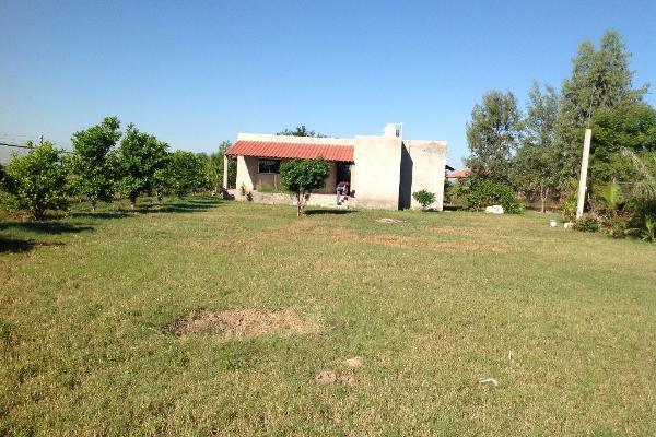 Foto de rancho en venta en lote 16, 17 y 18, flor azul s/n , flor azul, ahome, sinaloa, 3192092 No. 01