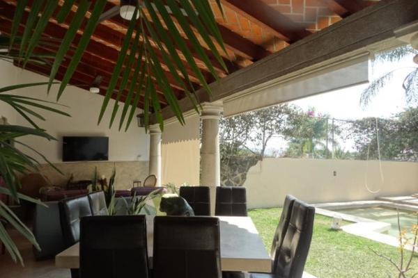 Foto de casa en venta en lote 1a 1, sumiya, jiutepec, morelos, 5430749 No. 20