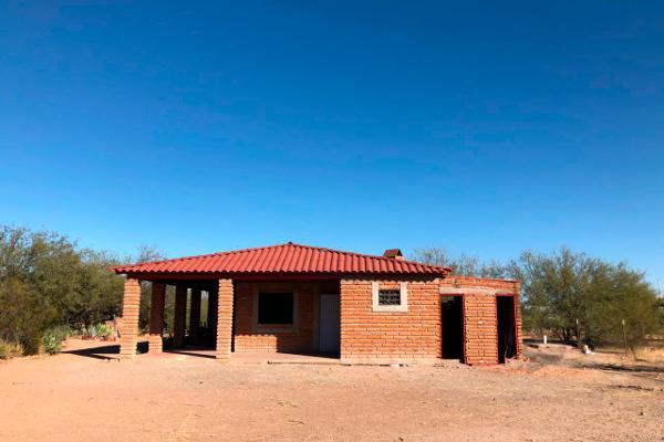 Foto de casa en venta en lote 2 manzana 7 , el real del catorce, hermosillo, sonora, 4649139 No. 01