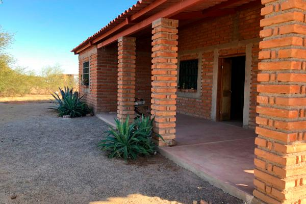 Foto de casa en venta en lote 2 manzana 7 , el real del catorce, hermosillo, sonora, 4649139 No. 02