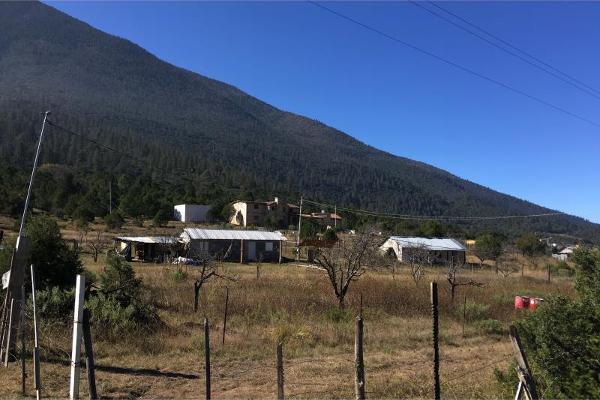 Foto de terreno habitacional en venta en lote 2 parcela 26, los lirios, arteaga, coahuila de zaragoza, 0 No. 01