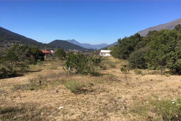 Foto de terreno habitacional en venta en lote 2 parcela 26, los lirios, arteaga, coahuila de zaragoza, 0 No. 06