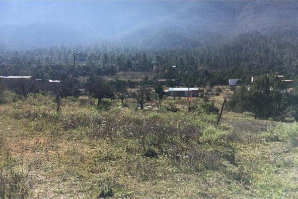 Foto de terreno habitacional en venta en lote 2 parcela 26, los lirios, arteaga, coahuila de zaragoza, 0 No. 12