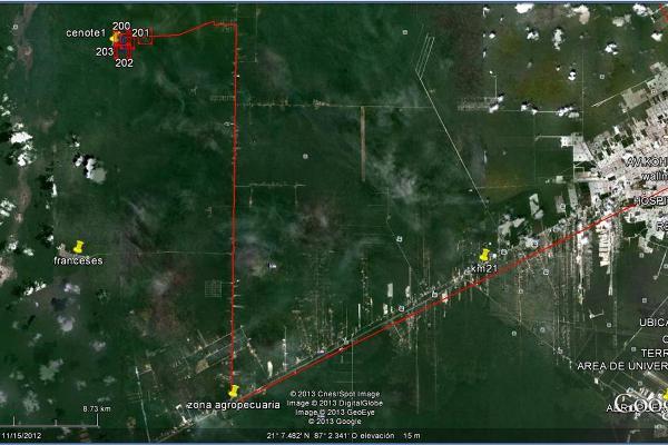 Foto de terreno habitacional en venta en lote 22 , leona vicario, felipe carrillo puerto, quintana roo, 3466558 No. 02
