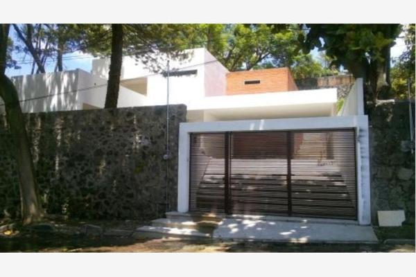 Foto de casa en venta en lote 44 lote 44, manantiales, cuernavaca, morelos, 5447194 No. 01