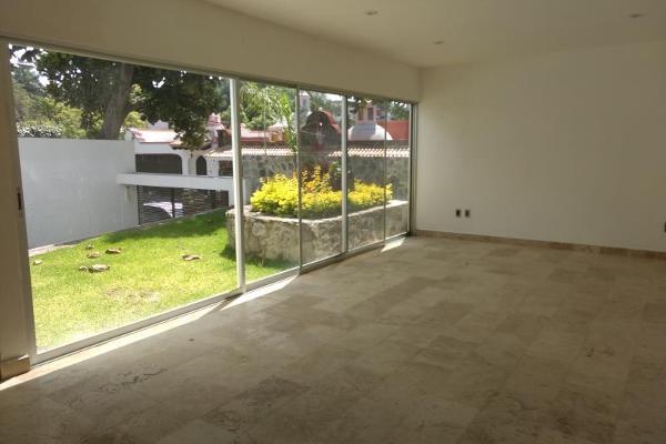 Foto de casa en venta en lote 44 lote 44, manantiales, cuernavaca, morelos, 5447194 No. 04